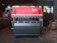 1975 Amada RG-50 2.0m Hydraulic