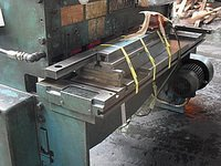 Amada M-1232 1.2m Mechanical Shear