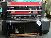 Amada DCT-1245 1.2m Mechanical Shear
