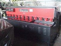 Amada S-2532 2.5m Hydraulic Shear