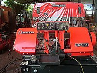 Amada HA-250 250mm Band Saw