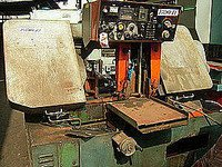 Amada HA-400 400mm Band Saw