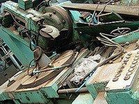 Niles ZSTZ-1250 Gear Grinder in