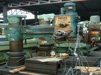 Ooya RE-1000 1000mm Radial Drill