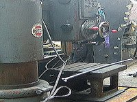 Ikeda RM-1300 1300mm Radial Drill