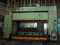 Kongo 30-M-2015 30T Die Spotting