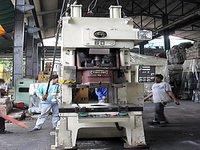 Amada TP-80C 80T Press in