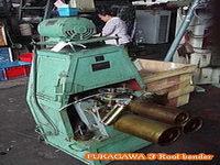 Fukagawa F-1 Roll Bender in