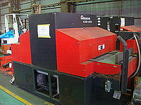 1998 Amada KDB-600 Deburring Machine