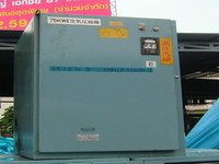 1986 Kobelco KST-75W 7.5kw Air