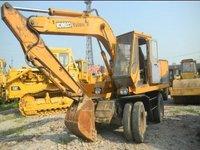 Kobelco W5 Excavator in Shanghai,