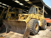 1993 CAT 966F Wheel Loader
