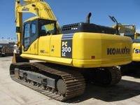 2006 Komatsu PC300-7 Excavator in
