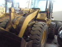 1995 CAT 924F Wheel Loader