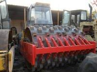 2002 Dynapac CA25 Sheep Foot