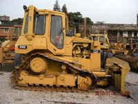 1996 CAT D4H Bulldozer in