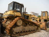 1995 CAT D5H LGP Bulldozer