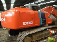 1993 Hitachi EX200-2 Excavator in