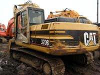 2001 CAT 320B Excavator in