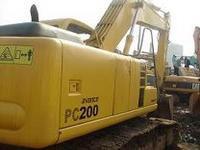 2004 Komatsu PC200-6 Excavator in