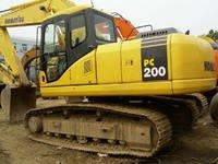 2006 Komatsu PC200-7 Excavator in