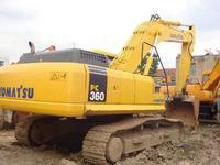 2006 Komatsu PC360-7 Excavator in