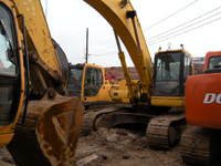 2003 Komatsu PC300-6 Excavator in