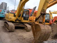 2009 Komatsu PC200-8 Excavator in
