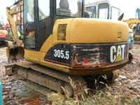 2007 CAT 305.5 Mini Excavator
