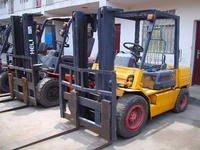 2004 Komatsu FD30 3.0T Forklift