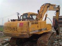2000 Hyundai R210-5 Excavator in