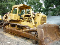 1978 CAT D8K Bulldozer in