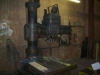 Raboma 2000x75 2000mm Radial Drill