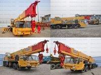 Kato NK300 30T Truck Crane