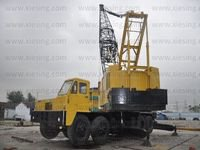 P&H 9125TC 127T Truck Crane
