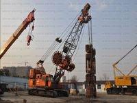 Masago KH180-3 50T Crawler Crane