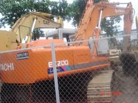 1987 Hitachi EX200-1 Excavator in