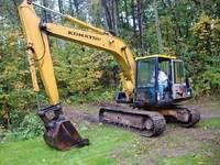 Komatsu PC120-3 Excavator in Ho