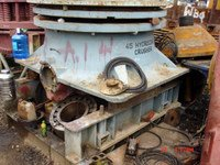 Japan 1200 Cone Crusher in
