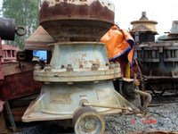 Japan 900 Cone Crusher in