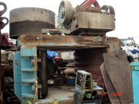 Japan 6048 Jaw Crusher in