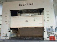 1984 Clearing - 1000T Press