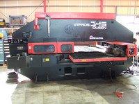 1997 Amada VIPROS-345Q Turret Punch