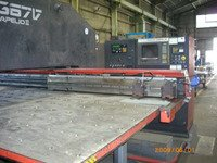 Amada APELIOII-357V Turret Punch Press