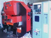 Amada PEGA-344 Turret Punch Press