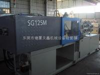 2001 Sumitomo SG125M 125T Injection