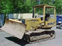1987 Komatsu D31E Bulldozer in