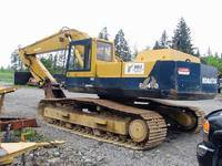 1989 Komatsu PC400LC-3 Excavator in