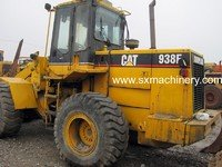 CAT 938F Wheel Loader in