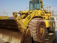 CAT 966E Wheel Loader in